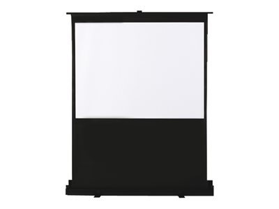 EluneVision Portable Pneumatic Air-Lift Projection screen 80INCH (79.9 in) 16:9 Ma