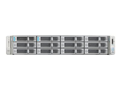 Cisco UCS SmartPlay Select C240 M5L Standard 4 Server rack-mountable 2U 2-way