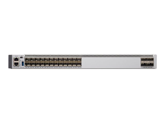 Cisco Catalyst 9500 - Network Essentials - Switch - L3 - managed - 24 x 25 Gigabit SFP28