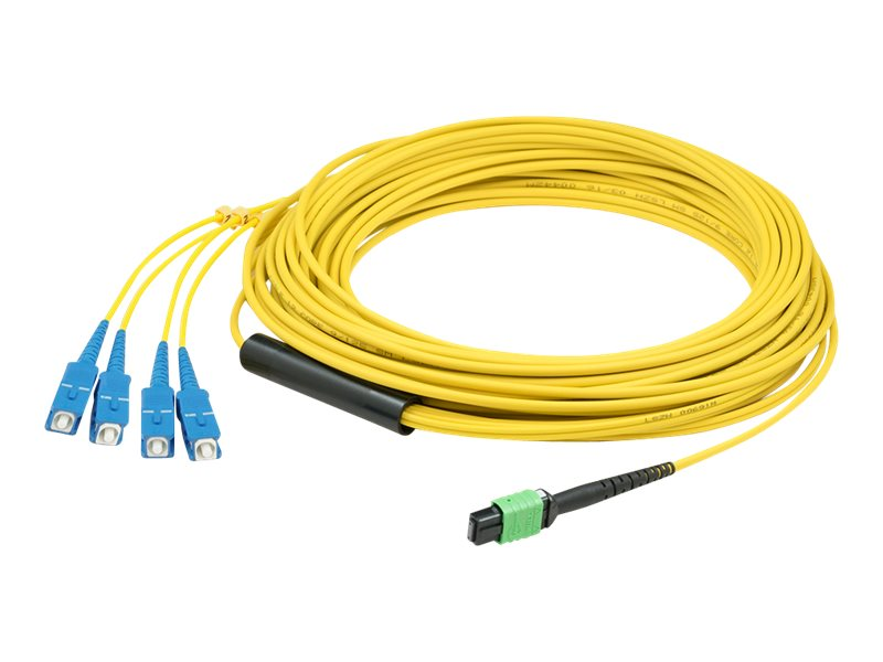 AddOn patch cable - 3 m - yellow