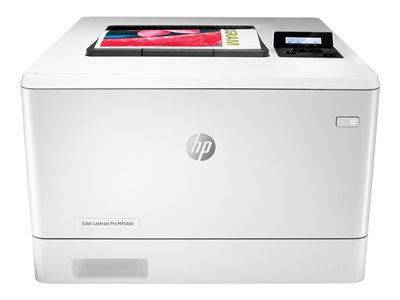 HP Color LaserJet Pro M454dn Printer color Duplex laser A4/Legal 38400 x 600 dpi
