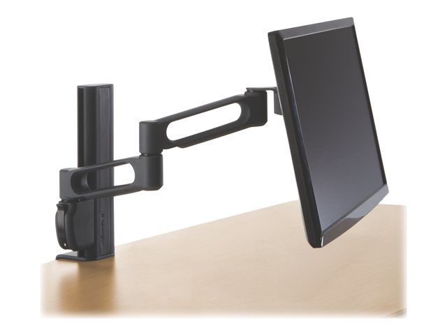 Kensington Column Mount Extended Monitor Arm with SmartFit System