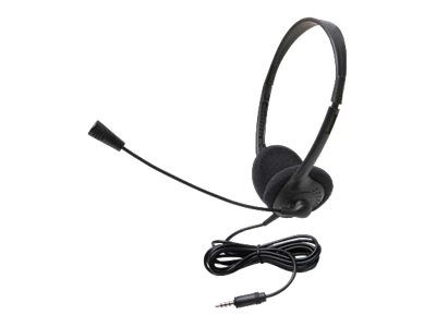 Califone 3065AVT Headset on-ear wired black