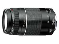 Canon EF - Telephoto zoom lens - 75 mm - 300 mm - f/4.0-5.6 III USM - Canon EF - for EOS