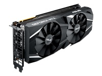 Picture of ASUS DUAL-RTX2080-8G - graphics card - GF RTX 2080 - 8 GB (DUAL-RTX2080-8G)