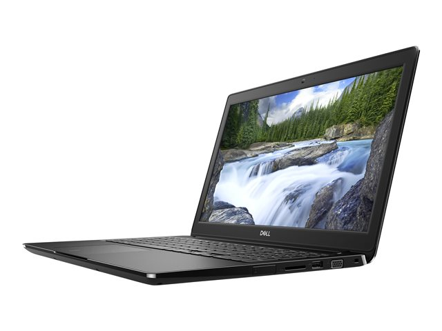 "Dell Latitude 3500 - Core i5 8265U / 1.6 GHz - Win 10 Pro 64 bits - 8 Go RAM - 256 Go SSD NVMe, Class 35 - 15.6"" 1920 x 1080 (Full HD) - UHD Graphics 620 - Wi-Fi, Bluetooth - noir - BTS"