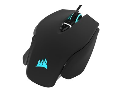 CORSAIR Gaming M65 RGB ELITE Mouse optical 8 buttons wired USB black