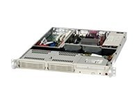 Supermicro SC811 i-260 - rack-mountable - 1U - ATX