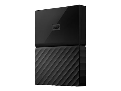 WD My Passport WDBYFT0040BBK Hard drive encrypted 4 TB external (portable) USB 3.0