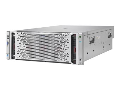 HPE ProLiant DL580 Gen9 High Performance Server rack-mountable 4U 4-way