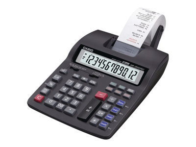 Calculatrices imprimante CASIO Calculatrice imprimante HR-200TEC