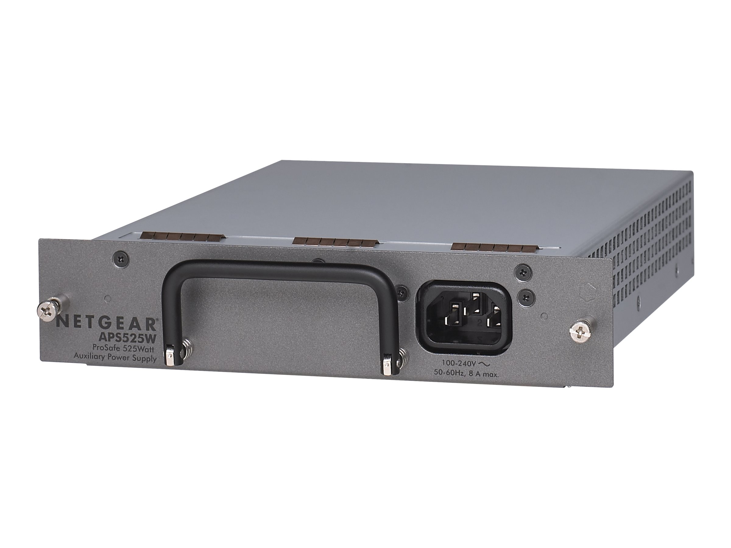 NETGEAR Prosafe APS300W Auxiliary Power Supply - Stromversorgung redundant / Hot-Plug (Plug-In-Modul) - 300 Watt - für ProSAFE XSM7224S