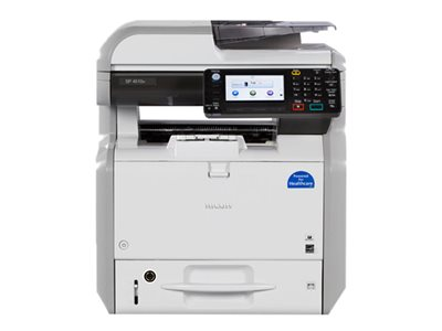 Ricoh SP 4510SFTE Healthcare multifunction printer B/W LED