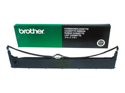 Brother 1 black print ribbon for Brother M-4318
