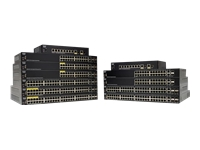 Picture of Cisco 250 Series SG250-08 - switch - 8 ports - smart - rack-mountable (SG250-08-K9-UK)