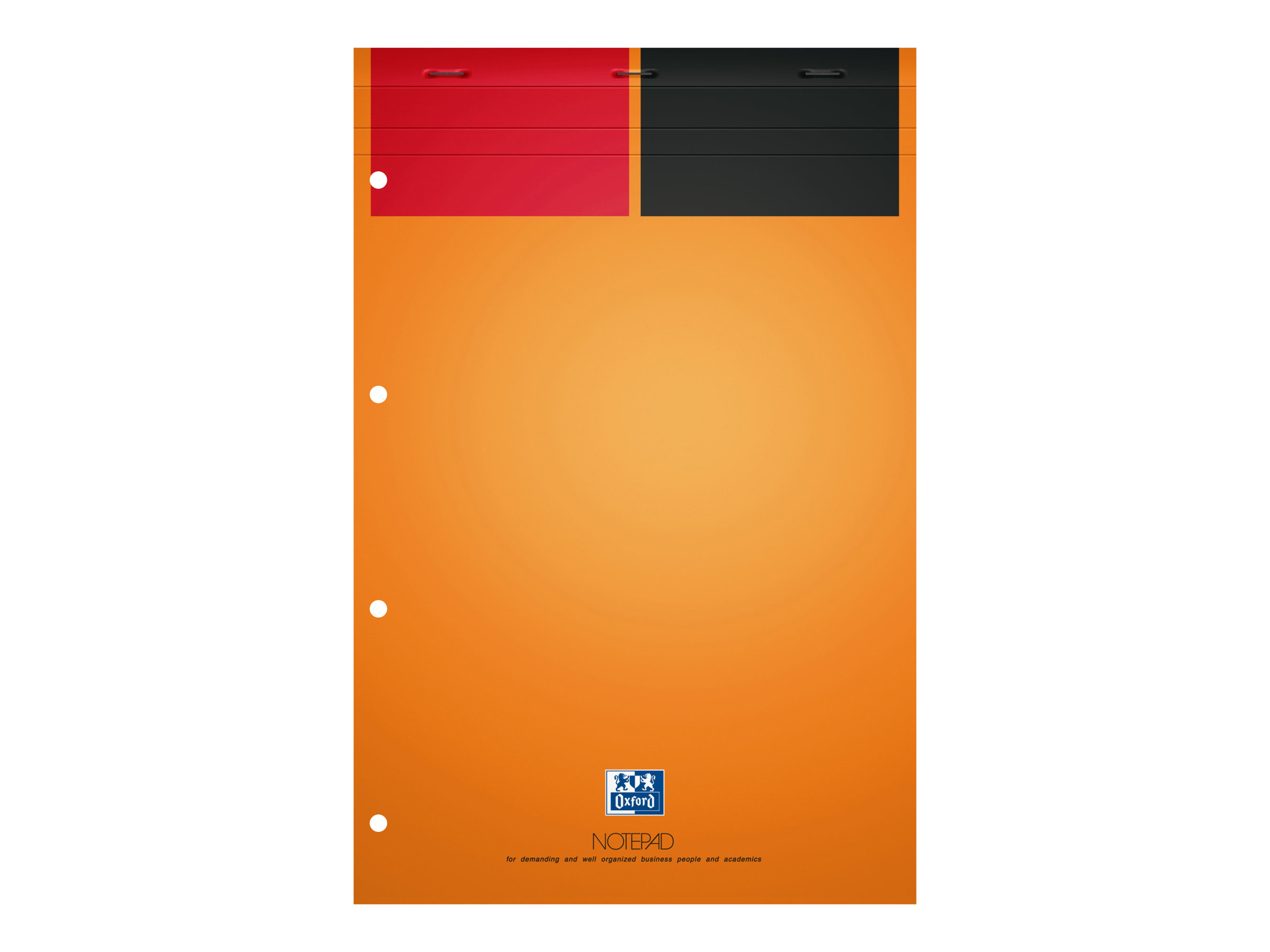 Oxford International A4+ - bloc notes