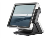 HP Point of Sale System ap5000 All-in-one 1 x Core 2 Duo E7400 / 2.8 GHz RAM 2 GB
