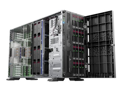 HPE ProLiant ML350 Gen9 Server tower 5U 2-way 1 x Xeon E5-2640V4 / 2.4 GHz RAM 16 GB