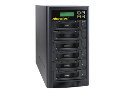 Aleratec 1:5 HDD Copy Cruiser IDE/SATA High-Speed WL Hard drive duplicator