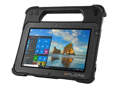 Xplore XPAD L10 Rugged tablet Core i5 8350U / 1.7 GHz Win 10 Pro 64-bit 16 GB RAM