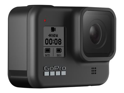 GoPro HERO8 Black 4K Sort Action-kamera