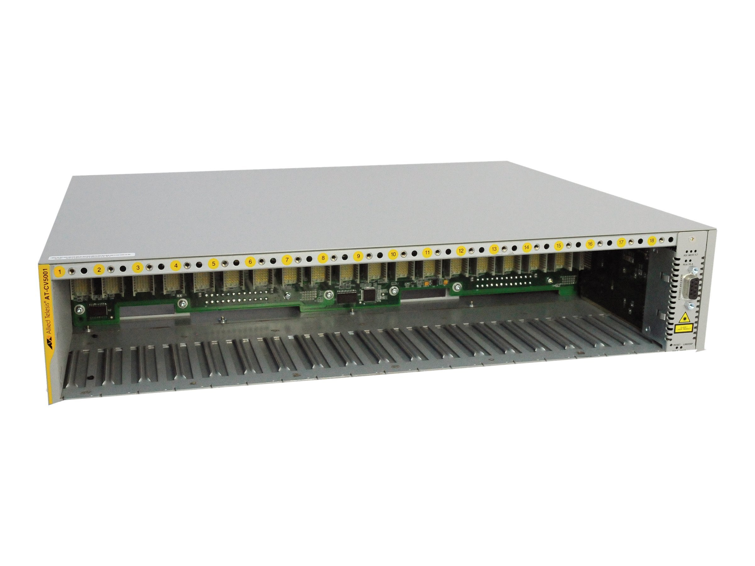 Allied Telesis Converteon AT-CV5001 - Modulare Erweiterungseinheit - 2U - Rack-montierbar