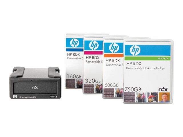 Aw579a Hpe Rdx Removable Disk Backup System Rdx Drive