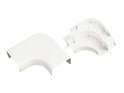 Panduit Pan-Way LD Surface Raceway - cable raceway right angle fitting