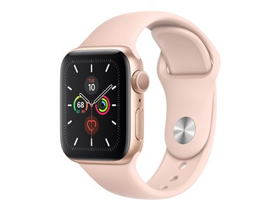 Apple Watch Series 5 (GPS) 40 mm Guld Smart ur