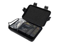 DIGITUS Network and Communication Cable Tester - Network tester kit