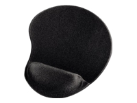 "Hama ""Ergonomic"" Mouse Pad mini - Mouse pad - black"