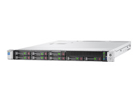 "HPE ProLiant DL360 Gen9 - Server - rack-mountable - 1U - 2-way - 1 x Xeon E5-2620V4 / 2.1 GHz - RAM 16 GB - SAS - hot-swap 2.5"" - no HDD - Matrox G200 - GigE - monitor: none - Top Value"