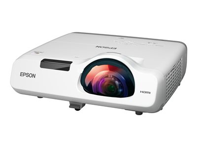 Epson PowerLite 530 3LCD projector 3200 lumens (white) 3200 lumens (color)