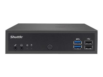 Shuttle XPC slim DH02U5 Slim-PC I5-7200U 0GB 0GB No-OS