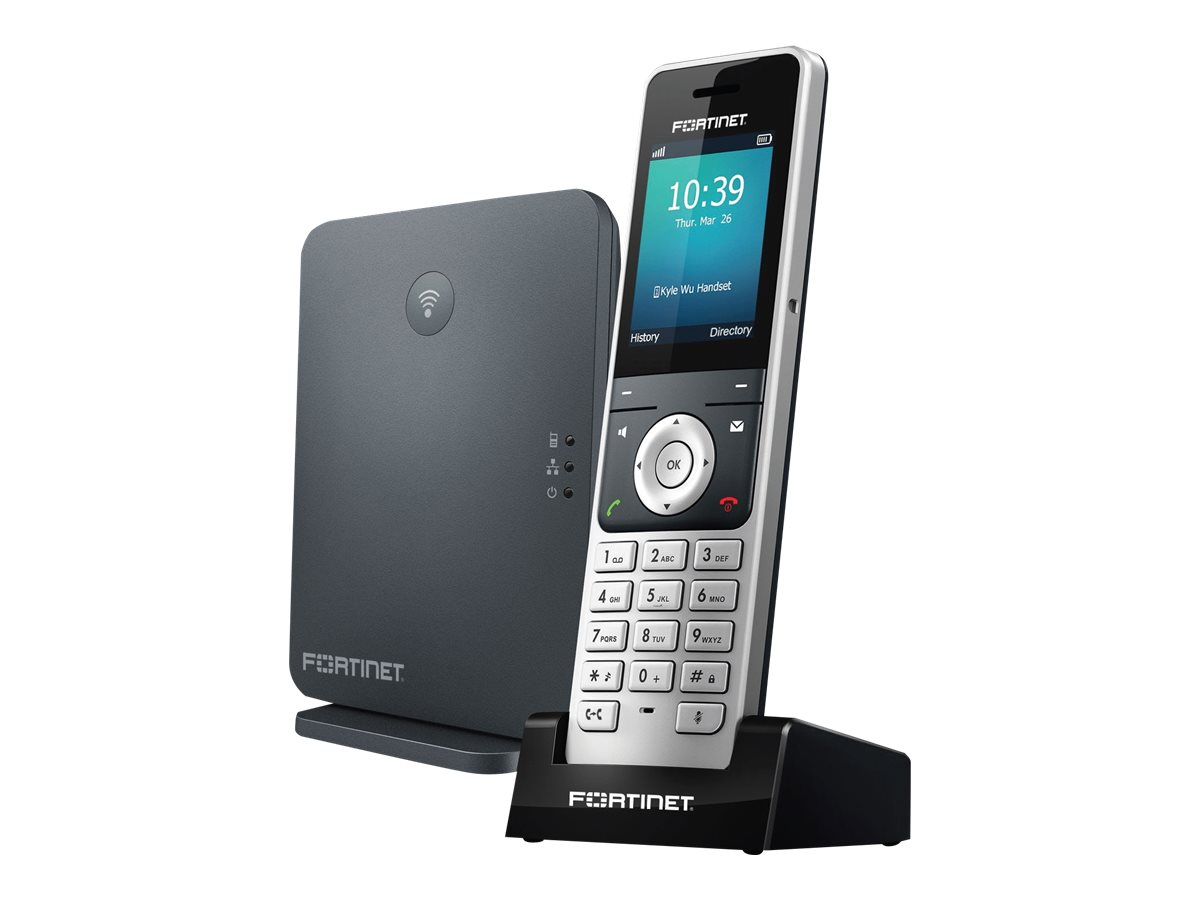 Fortinet FortiFone FON-D71 - VoIP phone/cordless phone base station