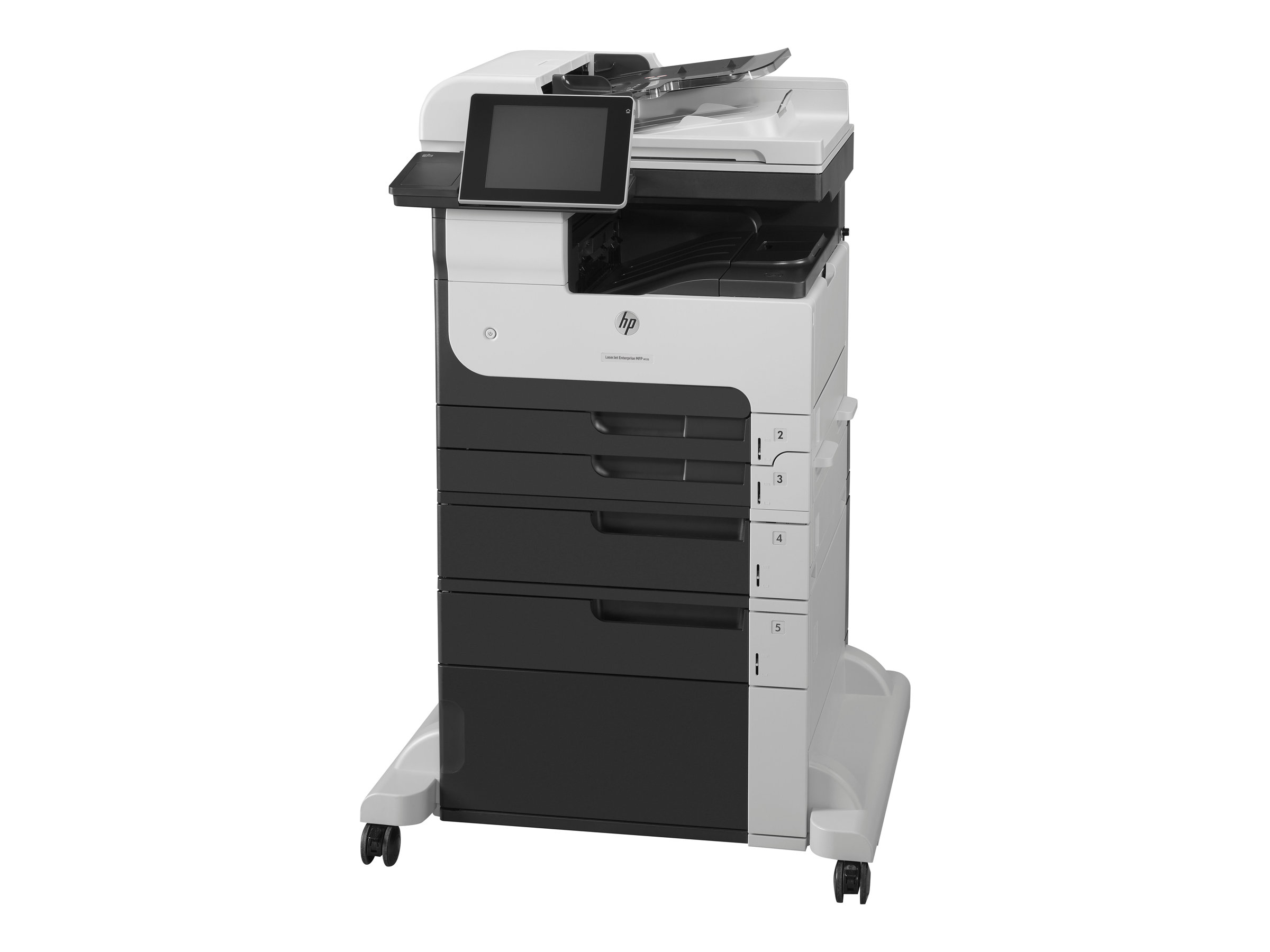 HP LaserJet Enterprise MFP M725f - Multifunktionsdrucker - s/w - Laser - A3 (297 x 420 mm) (Original) - A3/Ledger (Medien)