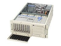 Supermicro SC743S1-R760 - tower - 4U - extended ATX