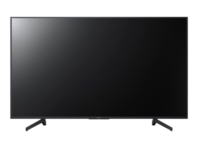 "Sony FWD-55X70G - Classe 55"" (54.6"" visualisable) - BRAVIA Professional Displays écran LED - avec tuner TV - hôtel / hospitalité - Linux - 4K UHD (2160p) 3840 x 2160 - HDR - LED à éclairage direct, contraste de l'image - noir"