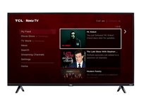 TCL 55S425 55INCH Class (54.6INCH viewable) 4 Series LED TV Smart TV Roku TV