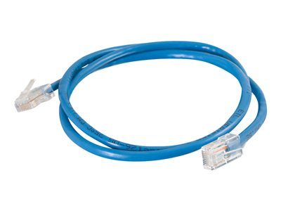 C2G Cat5e Non-Booted Unshielded (UTP) Network Patch Cable Patch cable RJ-45 (M) to RJ-45 (M)