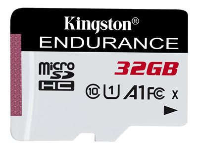 High Endurance - scheda di memoria flash - 32 GB - UHS-I microSDHC