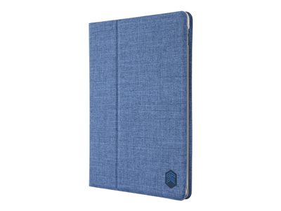 STM Atlas Flip cover for tablet polyester, fabric, polyethylene dutch blue