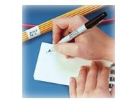Panduit Self-Laminating, Write-On Self-Adhesive Cable Label Books - cable marker