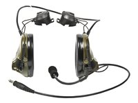 3M Peltor ComTac III MT17H682P3AD-49 FG Headset full size wired active noise canceling