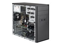 Supermicro SuperWorkstation 5130DQ-IL MT no CPU RAM 0 GB no HDD no graphics GigE