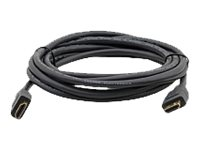 Image of Kramer C-MHM/MHM Series C-MHM/MHM-3 - HDMI with Ethernet cable - 90 cm