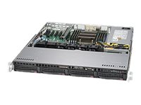 Supermicro SuperServer 5018R-M - rack-mountable - no CPU - 0 GB - no HDD