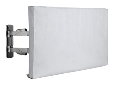 Inland ProHT Outdoor TV Cover Outdoor cover for TV 55INCH 58INCH light gray