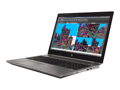 HP ZBook 15 G5 Mobile Workstation 15.6' E-2176M 32GB 512GB NVIDIA Quadro P2000 / Intel UHD Graphics P630 Windows 10 Pro 64-bit