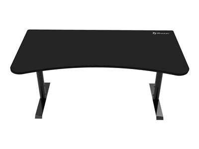 Arozzi Arena Table curved pure black